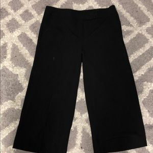 City DKNY Wide Leg Capri